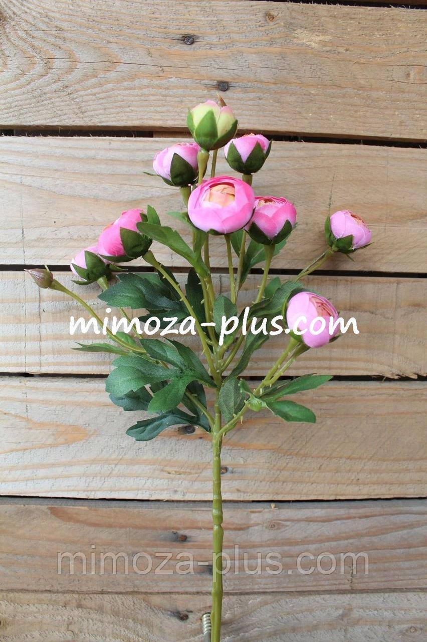 Искусственные цветы - Камелия ветка, 50 см