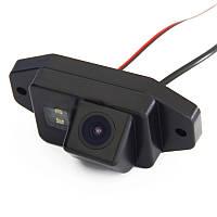Штатная автомобильная камера заднего вида Lesko для марок Mitsubishi Lancer Evolution, Lancer X 4, КОД: 1720070