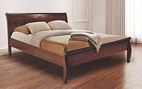 Кровать Home-UA RoomerIn Лорен 160х200 см Темный орех hubqCiS95999, КОД: 1710166