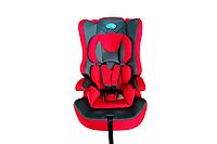 Детское автомобильное кресло 2 в 1 ТМ LINDO Красный HB 616 HB 616 черв, КОД: 1715042
