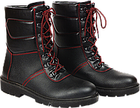 Ботинки рабочие с высокими берцами утепленные REIS BRWINTER BC 41 Черный, КОД: 385402