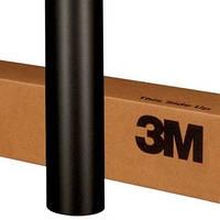 Черная матовая плёнка 3M 1080 Matte Black, фото 1