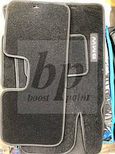 Коврики салона (ворсовые, текстильные) Prestige Lux bmw 3 Series (E30) (бмв 3 серии е30) 1982-1994