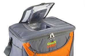 Сумка-холодильник GREEN CAMP GC1410-3 , оранж 15л