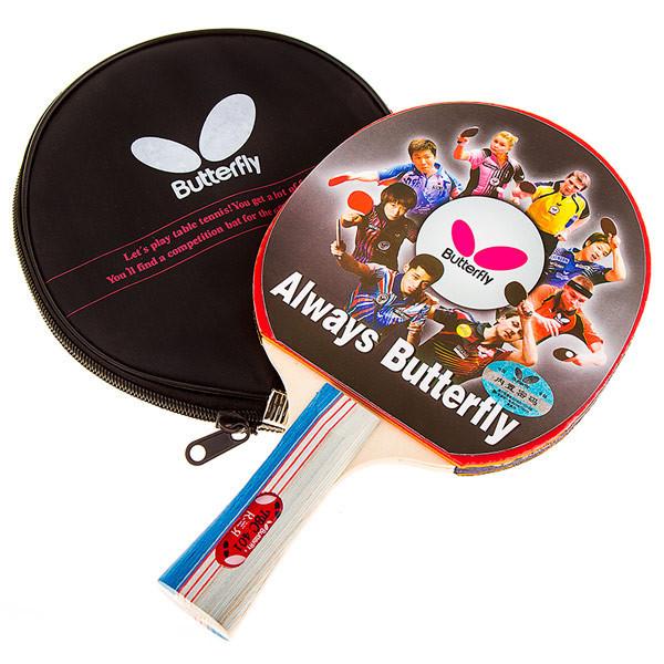 Ракетка для настольного тенниса Batterfly 4*, 1шт