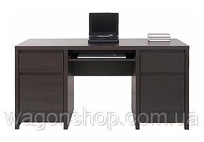 "Компьютерный стол BIU 2D2S 160 ""Каспиан"" BRW"