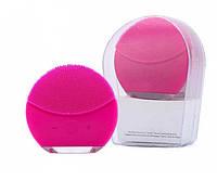 Электрическая щетка для лица FOREO Luna Mini 2 с индивидуальной настройкой очистки Розовая 31-SAN, КОД: 1022608