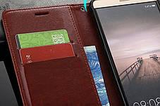 Кожаный чехол для Xiaomi Redmi Note 4, фото 3