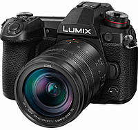 Беззеркальный фотоаппарат Panasonic Lumix DC-G9 + Leica 12-60 f/2,8-4,0
