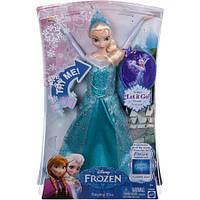 """Поющая кукла """"Холодное сердце"""" - Эльза. Disney Frozen., фото 1"""