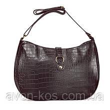 Женская сумка под крокодиловую кожу  Мадрид  Avon