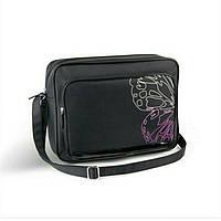Женская текстильная спортивная сумка  Avon