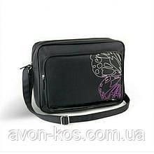 Женская текстильная  сумка  Avon
