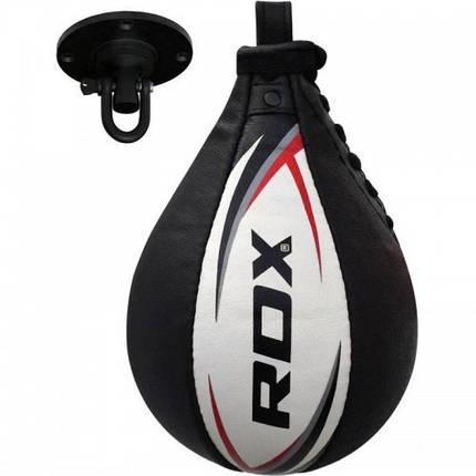 Пневмогруша боксерская RDX Simple White, фото 2
