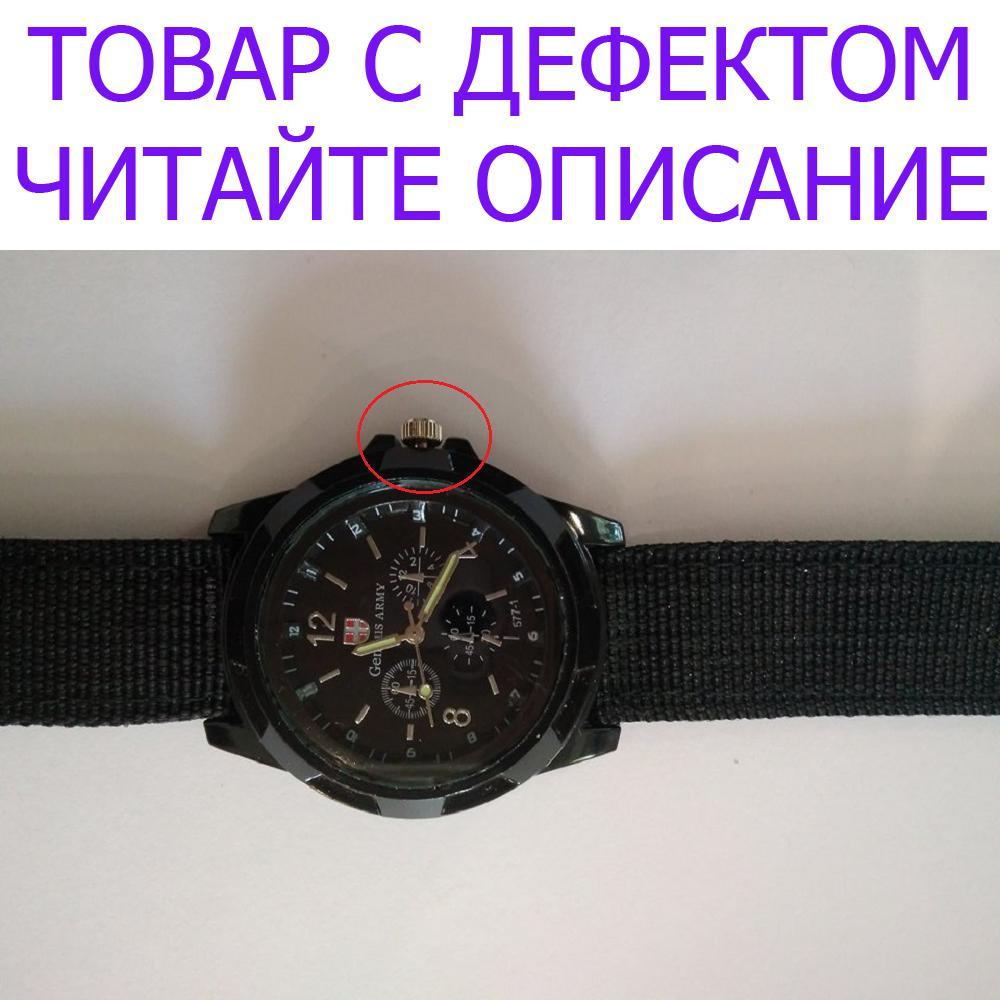 Товар имеет дефект Мужские часы Swiss Army УЦЕНКА № 176