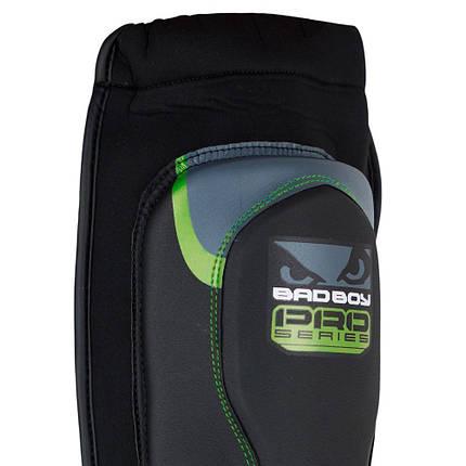 Защита голени Bad Boy Pro Series 3.0 Green S/M, фото 2