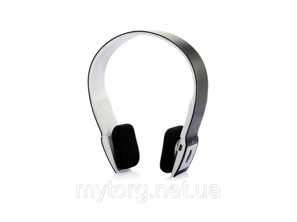 Гарнитура ALD02 BT Bluetooth headphones, беспроводные наушники  Черный