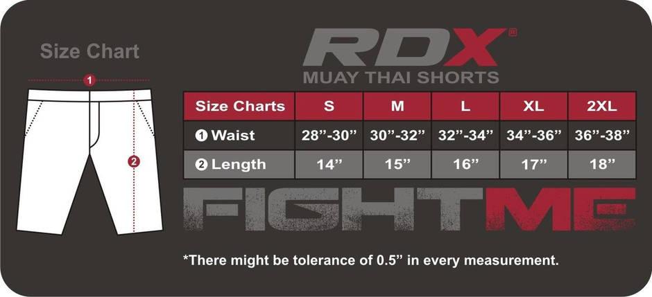 Шорты для Бокса RDX Pro XL, фото 2