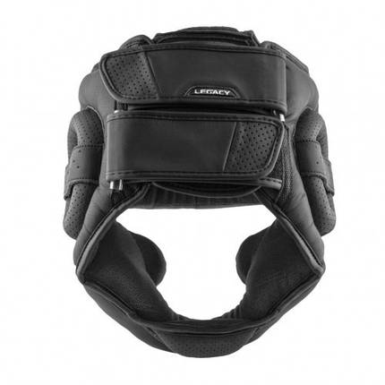 Боксерский шлем Bad Boy Pro Legacy 2.0 Black XL, фото 2
