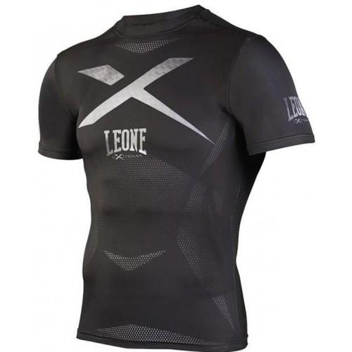 Рашгард с коротким рукавом Leone X-Shirt Black XL