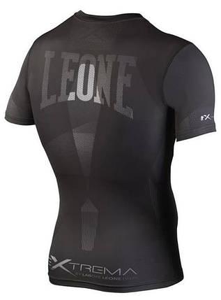 Рашгард с коротким рукавом Leone X-Shirt Black XL, фото 2