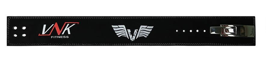 Пояс для тяжелой атлетики VNK Leather Pro L, фото 2