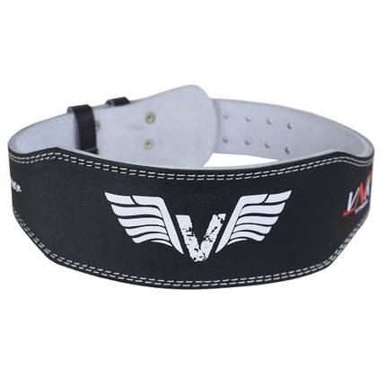 Пояс для тяжелой атлетики VNK Leather M, фото 2