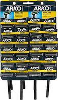 Одноразовые бритвенные станки Arko Men Regular 2 (24шт.) на планшете