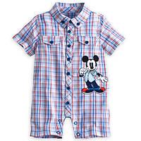 Детский песочник для мальчика Mickey Mouse   12-18 месяцев