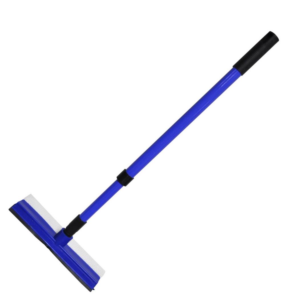 Окономойка с телескопической ручкой, швабра для окон. Мыть окна
