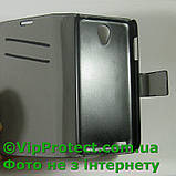 Lenovo S650 черный чехол-книжка на телефон, фото 6
