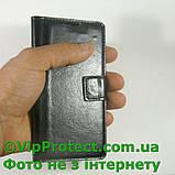 Lenovo S650 черный чехол-книжка на телефон, фото 7