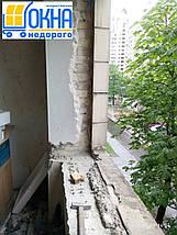 Ціна на вікна Саламандер - трьохстулкове дешевше Київ, фото 2