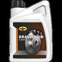Тормозная жидкость DOT 4 Kroon Oil Drauliquid-S 1L