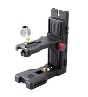 Универсальный магнитный держатель Firecore под лазерный уровень/ нивелир 1/4 и 5/8 с микроподстройкой