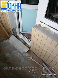 Пластикові вікна Бориспіль