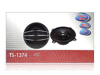 Автодинамики 13см 60Вт 10шт TS-1374