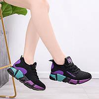 Стильные летние кроссовки с яркими вставками, 36 -40