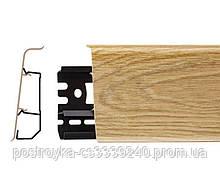 Плінтус підлоговий Arbiton INDO 09 Дуб Вишуканий