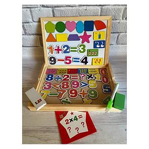 Деревянная игрушка Досточка  для рисования, фото 2