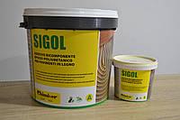 Двокомпонентний клей для паркету SIGOL R.E