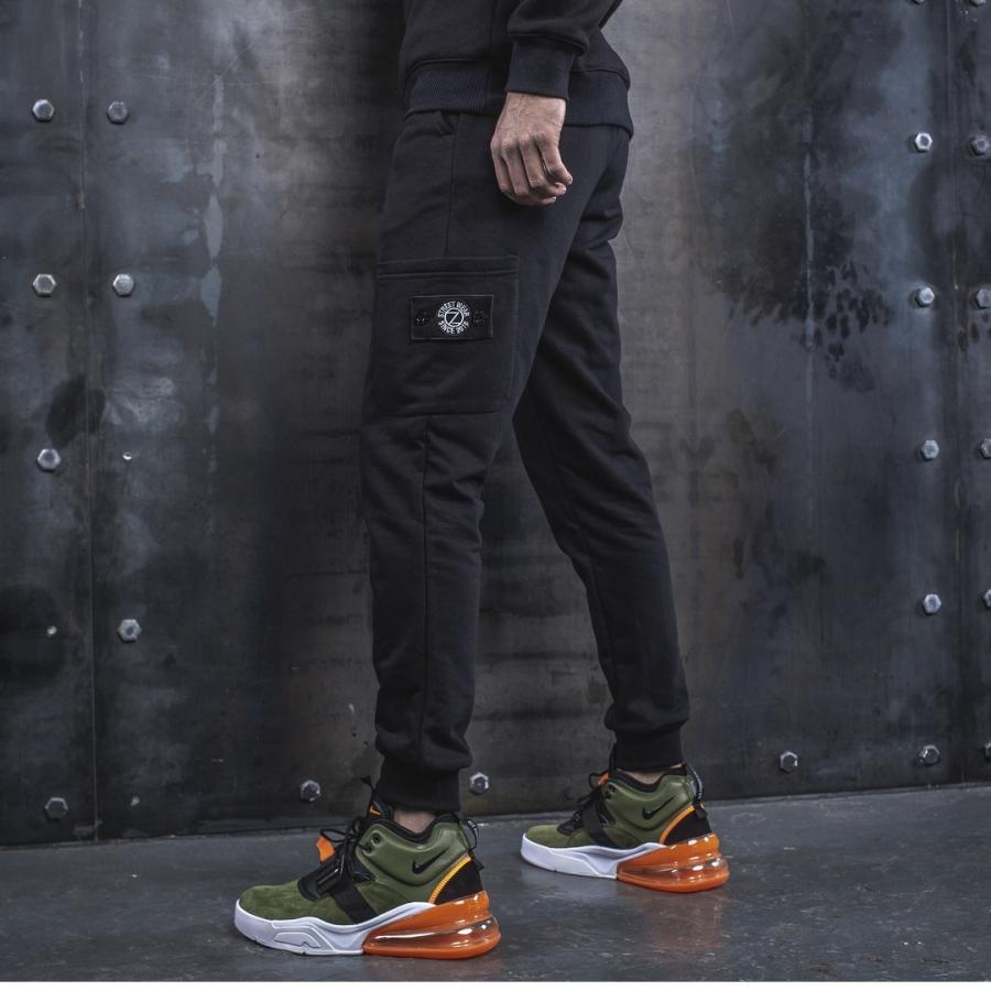 Спортивные штаны Bezet Original черные (размер М)