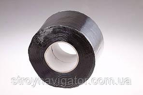Гидроизоляционная лента Plastter алюминий 10 см, 10 м
