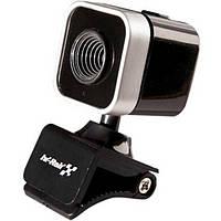 Веб-камера Hi-Rali HI-CA010, вебкамера с микрофоном для Zoom, Viber, Skype