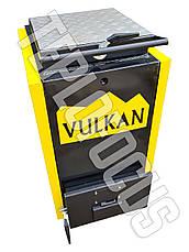 Котел шахтный холмова Вулкан (Vulkan) 12 кВт. Бесплатная доставка!, фото 3