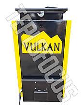 Котел шахтный холмова Вулкан (Vulkan) 12 кВт. Бесплатная доставка!, фото 2
