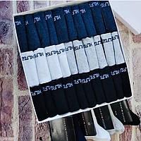 Набор мужских демисезонных носочков Tommy_Hilfiger размер 41-45 ассорти 30 пар