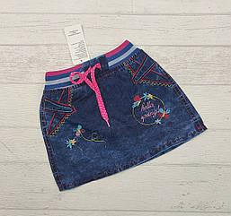 Юбка джинсовая для девочки 2-6 лет Spring