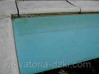 Стекловолоконный бассейн (композитный, фибергласс) против бетонного. Видео