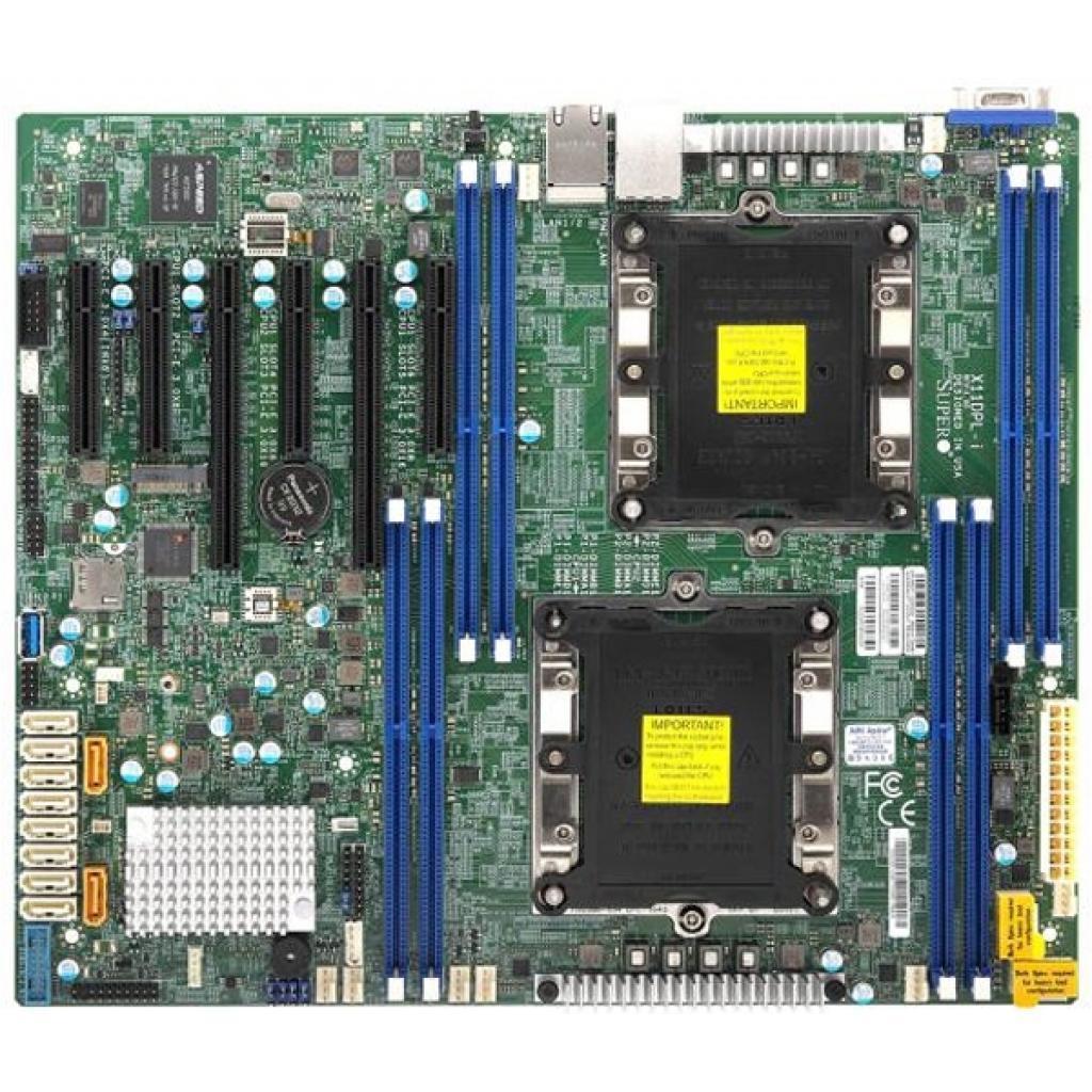 Серверная МП Supermicro X11DPL-I-O